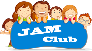 Jam Club Graphic